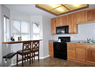 "Photo 3: 19 2352 PITT RIVER Road in Port Coquitlam: Mary Hill Townhouse for sale in ""SHAUGHNESSY ESTATES"" : MLS®# V945682"