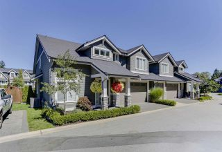 """Photo 1: 27 3103 160 Street in Surrey: Grandview Surrey Townhouse for sale in """"PRIMA"""" (South Surrey White Rock)  : MLS®# R2492808"""