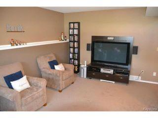 Photo 12: 58 Becontree Bay in WINNIPEG: St Vital Residential for sale (South East Winnipeg)  : MLS®# 1411805