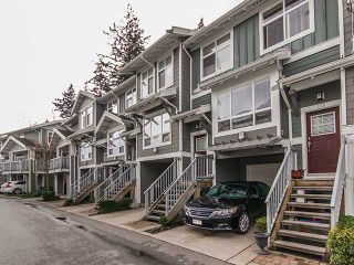 """Photo 1: 135 15168 36 Avenue in Surrey: Morgan Creek Townhouse for sale in """"SOLAY"""" (South Surrey White Rock)  : MLS®# F1406859"""