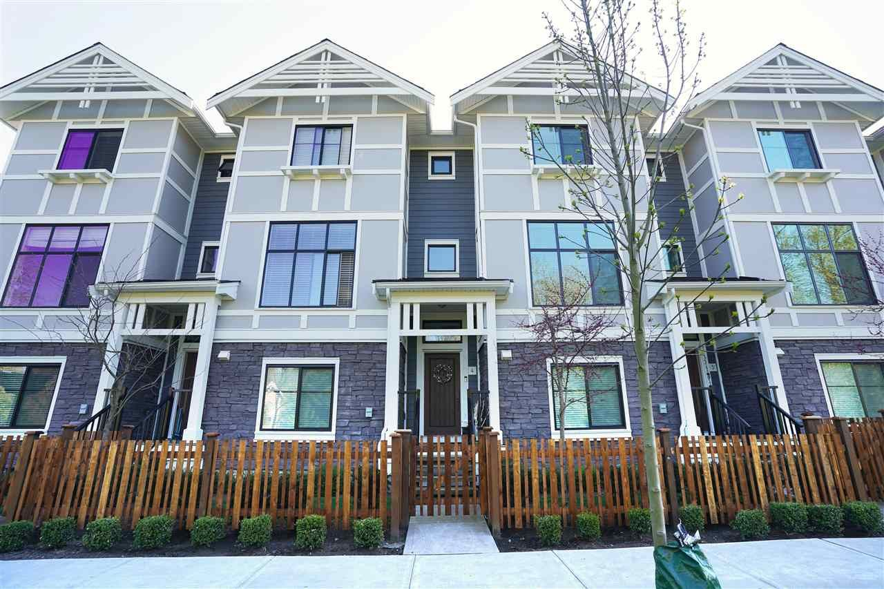 """Main Photo: 4 19133 73 Avenue in Surrey: Clayton Townhouse for sale in """"Towne"""" (Cloverdale)  : MLS®# R2572260"""