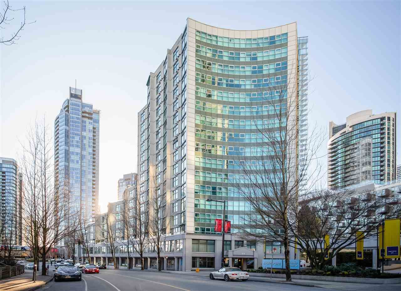 Main Photo: B110 1331 HOMER STREET in Vancouver: Yaletown Condo for sale (Vancouver West)  : MLS®# R2340973