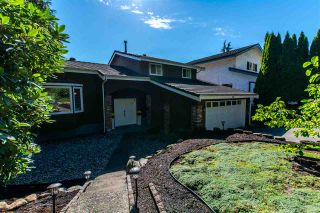 Photo 1: 311 HICKEY DRIVE in Coquitlam: Coquitlam East House for sale : MLS®# R2111118