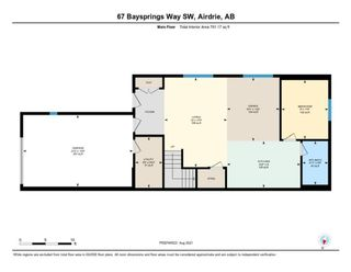 Photo 36: 67 Baysprings Way SW: Airdrie Semi Detached for sale : MLS®# A1131608