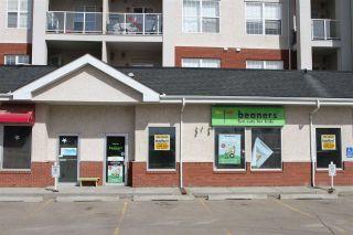 Photo 1: 50 585 ST ALBERT Trail: St. Albert Retail for lease : MLS®# E4174267