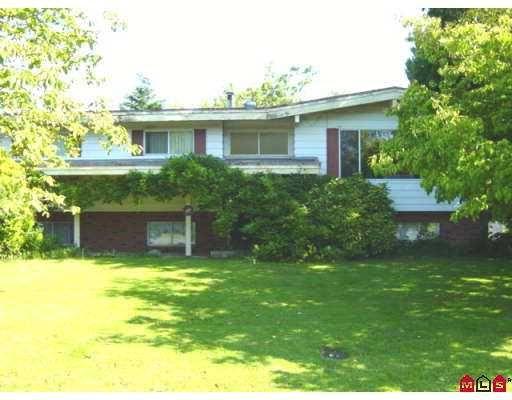 Main Photo: 10049 DUBLIN Drive in Chilliwack: Fairfield Island House for sale : MLS®# H2602419
