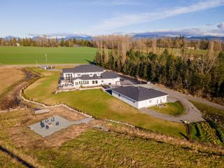 Photo 2: 21734 TELEGRAPH Trail in Langley: Fort Langley Agri-Business for sale : MLS®# C8040276