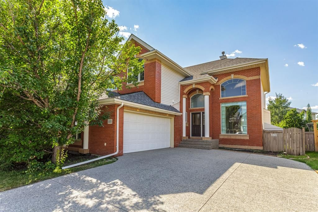 Grand Classic West Springs Home