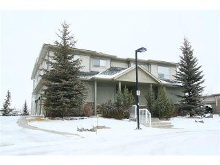 Photo 1: 191 CRAWFORD Drive: Cochrane Condo for sale : MLS®# C4103820