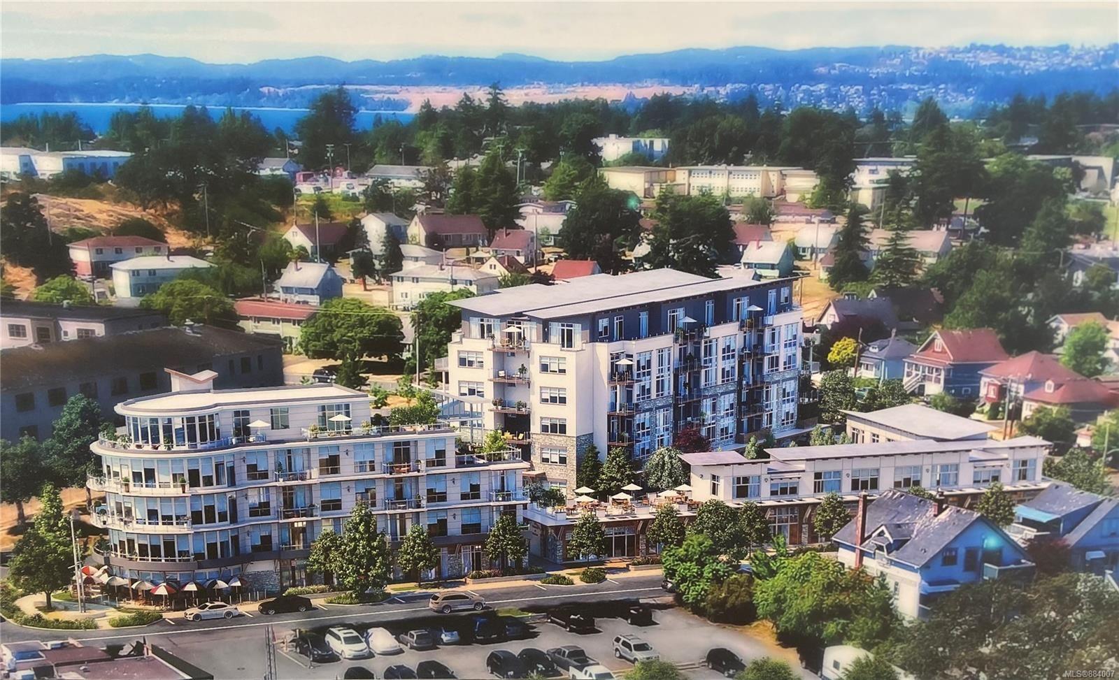 Main Photo: 501 916 Lyall St in Esquimalt: Es Esquimalt Condo for sale : MLS®# 884007