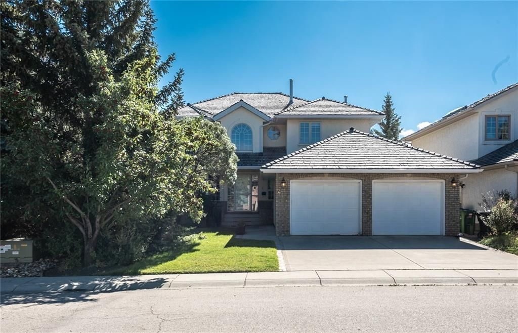 Main Photo: 219 SIGNAL HILL Point SW in Calgary: Signal Hill Detached for sale : MLS®# A1071289