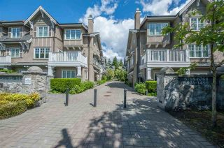 Photo 1: 1497 TILNEY MEWS in Vancouver: South Granville Townhouse for sale (Vancouver West)  : MLS®# R2523931