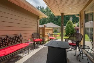 """Photo 30: 176 46000 THOMAS Road in Chilliwack: Vedder S Watson-Promontory Townhouse for sale in """"Halcyon Meadows"""" (Sardis)  : MLS®# R2460859"""