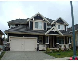 """Photo 1: 3572 150TH Street in Surrey: Morgan Creek House for sale in """"West Rosemary Heights"""" (South Surrey White Rock)  : MLS®# F2808606"""