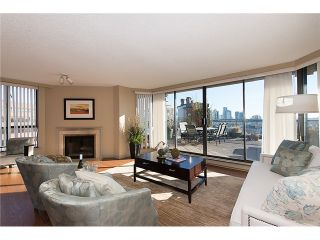 """Photo 6: 911 1450 PENNYFARTHING Drive in Vancouver: False Creek Condo for sale in """"HARBOUR COVE"""" (Vancouver West)  : MLS®# V1045664"""