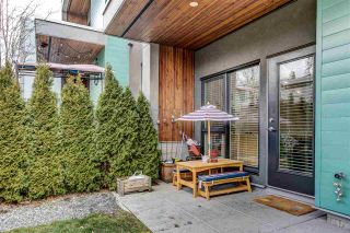 """Photo 24: 44 3595 SALAL Drive in North Vancouver: Roche Point Townhouse for sale in """"SEYMOUR VILLAGE"""" : MLS®# R2555910"""