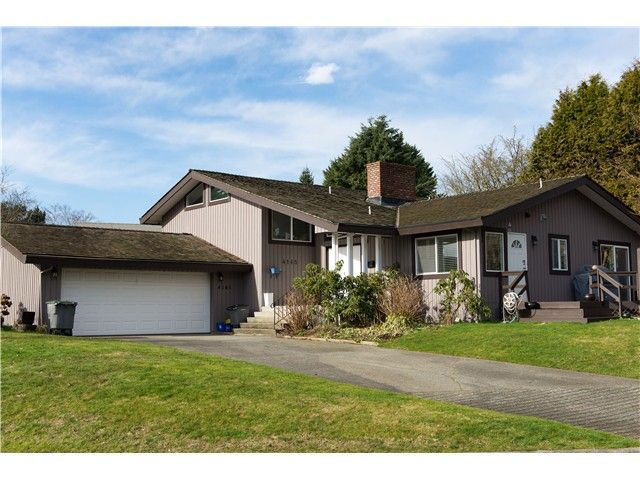 """Main Photo: 4145 STAULO in Vancouver: University VW House for sale in """"Musqueam Lands"""" (Vancouver West)  : MLS®# V990266"""