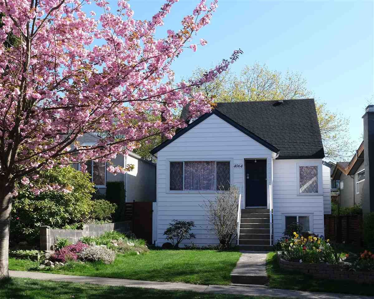 Main Photo: 4064 W 18TH Avenue in Vancouver: Dunbar House for sale (Vancouver West)  : MLS®# R2578155