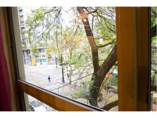 Photo 6: # 305 819 HAMILTON ST in Vancouver: Downtown VW Condo for sale (Vancouver West)  : MLS®# V916177
