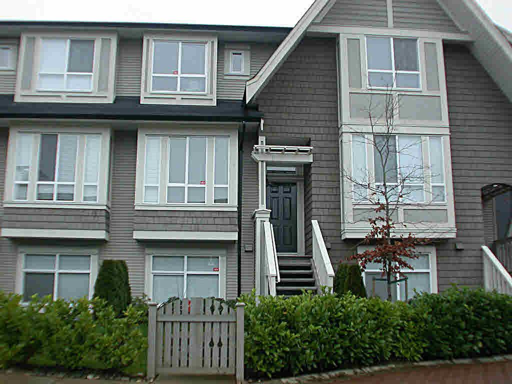 Main Photo: 93 9133 SILLS AVENUE in Richmond: McLennan North Townhouse for sale ()  : MLS®# V570547
