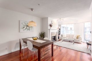 """Photo 1: 305 511 W 7TH Avenue in Vancouver: Fairview VW Condo for sale in """"Beverly Gardens"""" (Vancouver West)  : MLS®# R2221770"""