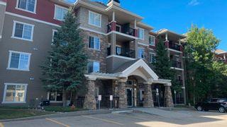 Main Photo: 413 2098 BLACKMUD CREEK Drive in Edmonton: Zone 55 Condo for sale : MLS®# E4262330