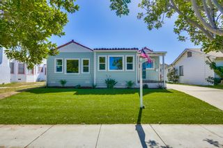 Photo 1: NORMAL HEIGHTS House for sale : 3 bedrooms : 4819 34th St in San Diego