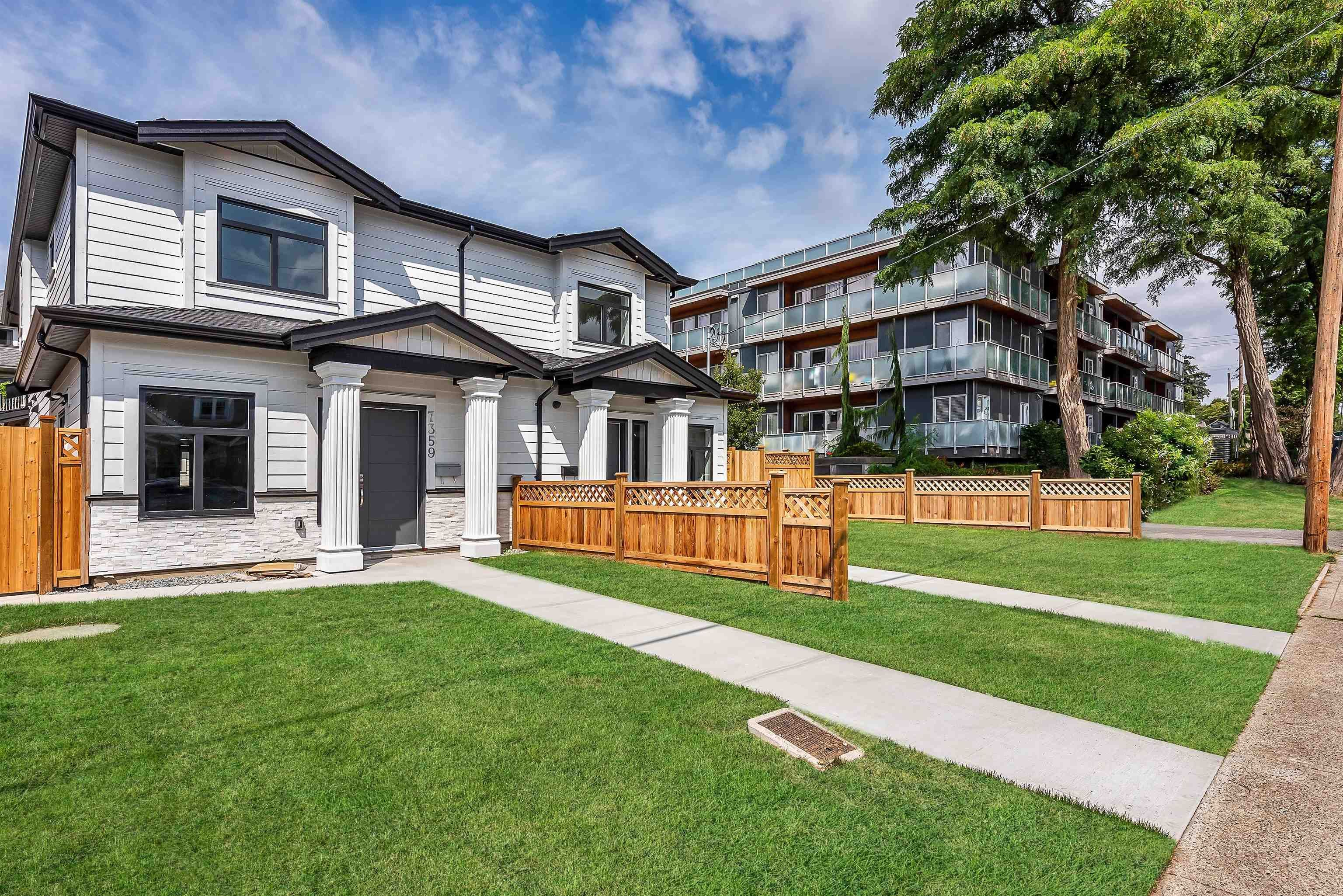 Main Photo: 7359 14TH Avenue in Burnaby: East Burnaby 1/2 Duplex for sale (Burnaby East)  : MLS®# R2611908