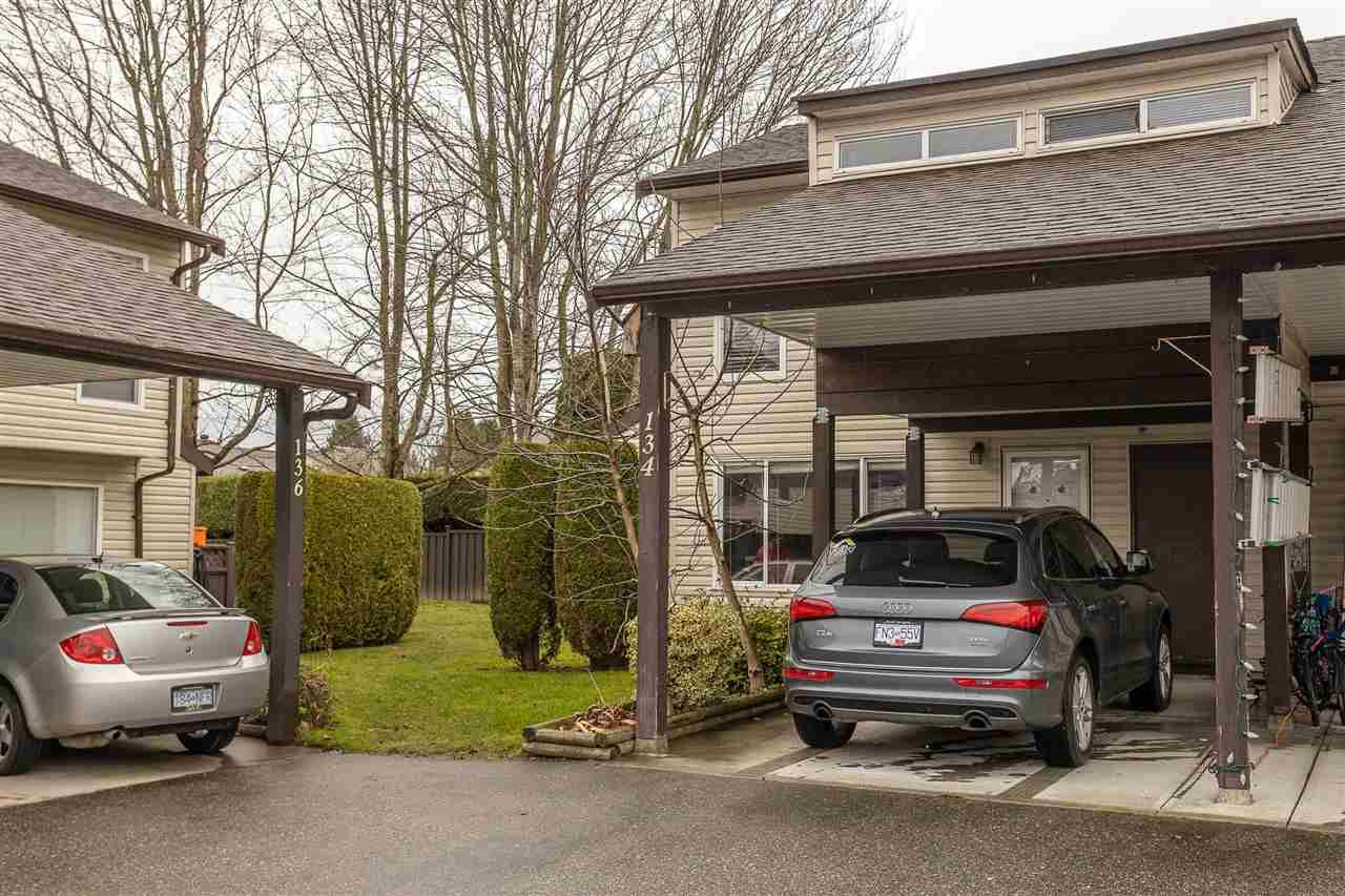 """Photo 3: Photos: 134 2844 273 Street in Langley: Aldergrove Langley Townhouse for sale in """"CHELSEA COURT"""" : MLS®# R2522030"""