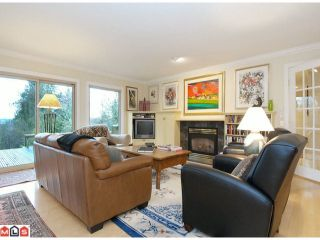 """Photo 2: 17385 HILLVIEW Place in Surrey: Grandview Surrey House for sale in """"COUNTRY WOODS"""" (South Surrey White Rock)  : MLS®# F1104130"""