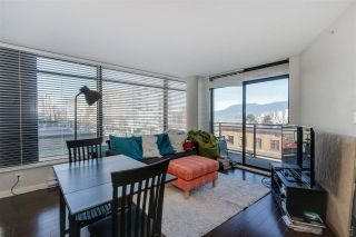 "Photo 3: 507 1068 W BROADWAY in Vancouver: Fairview VW Condo for sale in ""THE ZONE"" (Vancouver West)  : MLS®# R2051797"