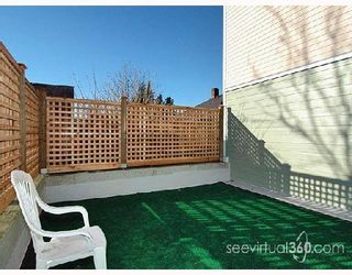 """Photo 9: 106 1006 CORNWALL Street in New_Westminster: Uptown NW Condo for sale in """"Cornwall Terrace"""" (New Westminster)  : MLS®# V693241"""