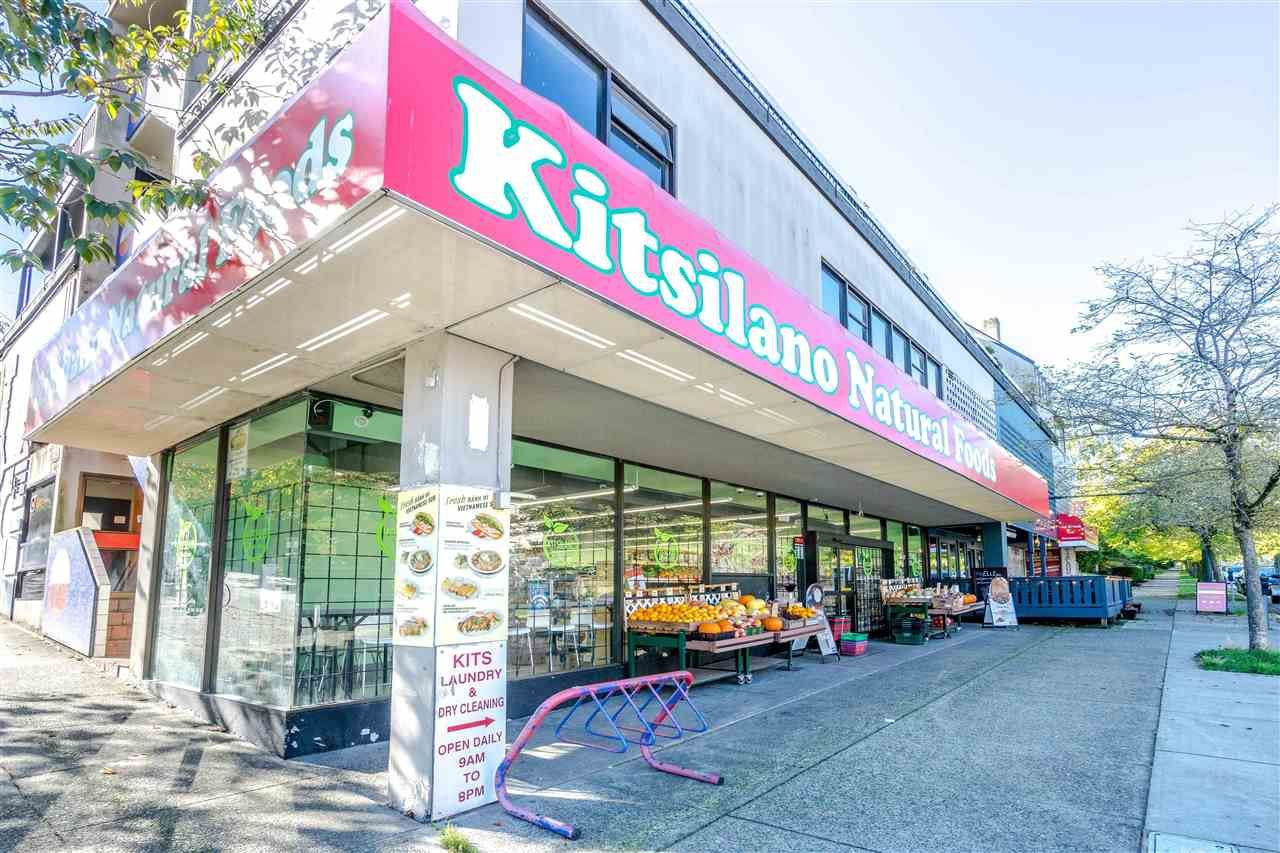Main Photo: 1601 YEW Street in Vancouver: Kitsilano Land Commercial for sale (Vancouver West)  : MLS®# C8038398