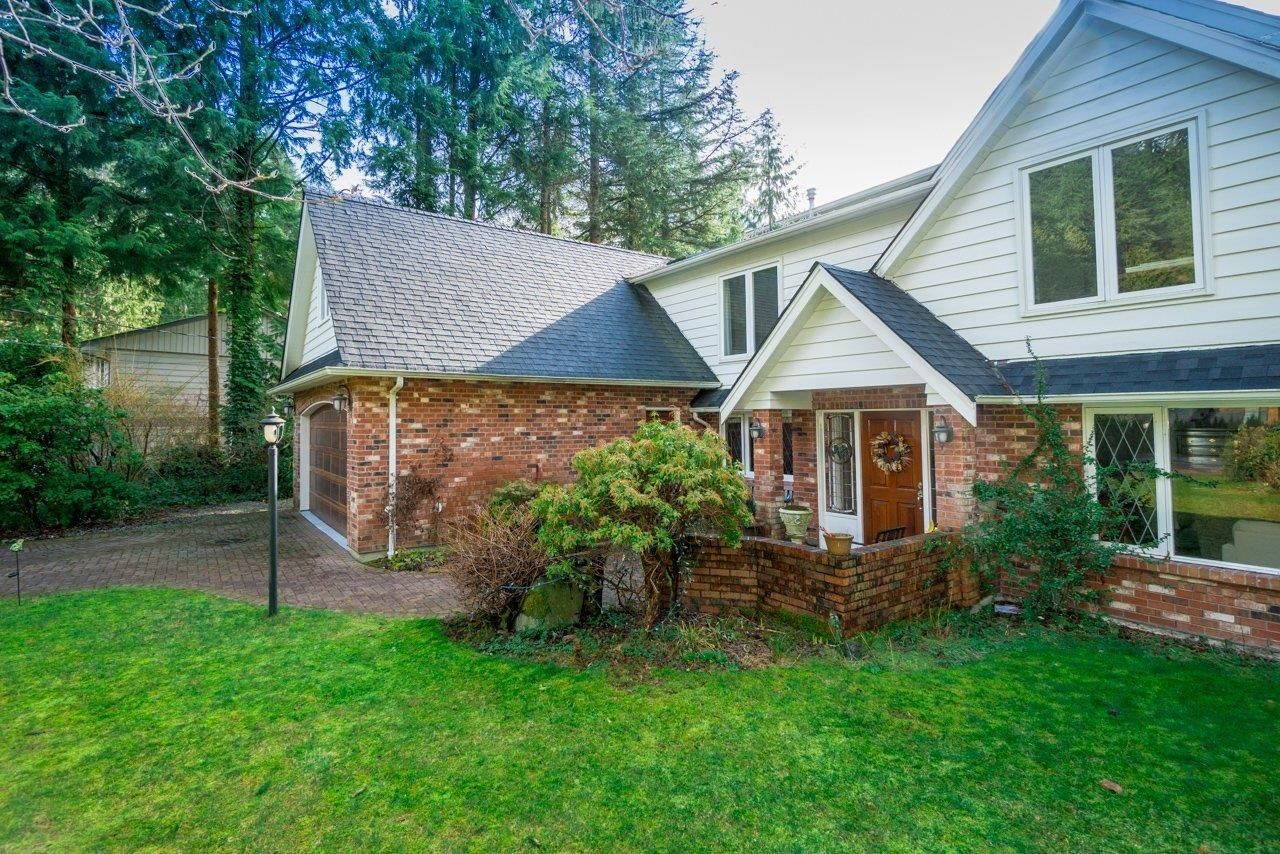 Main Photo: 71 DEEP DENE Road in West Vancouver: British Properties House for sale : MLS®# R2620861