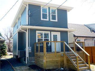 Photo 13: 65 Pilgrim Avenue in Winnipeg: Single Family Detached for sale : MLS®# 1608746
