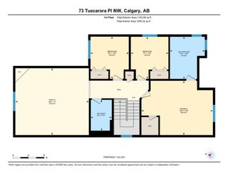 Photo 24: 73 Tuscarora Place NW in Calgary: Tuscany Detached for sale : MLS®# A1071588