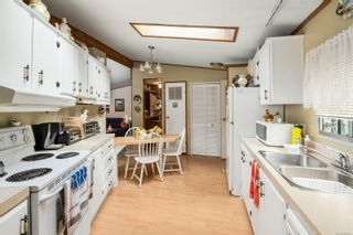 Photo 9: 4 7701 Central Saanich Rd in : CS Hawthorne Manufactured Home for sale (Central Saanich)  : MLS®# 850841