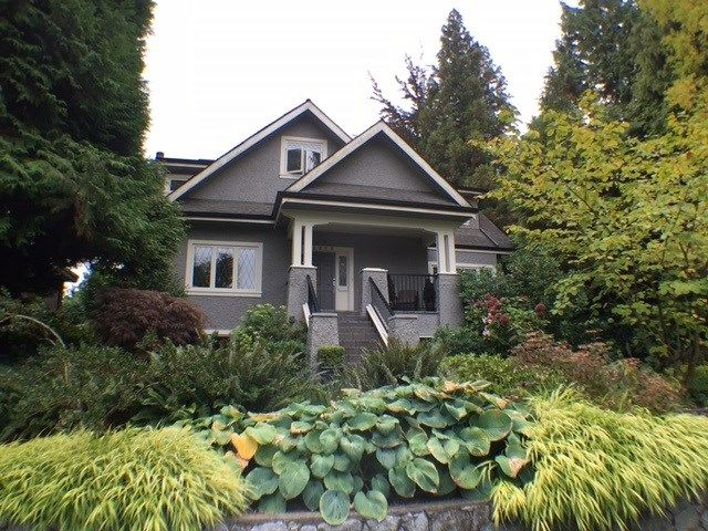 Photo 1: Photos: 1268 NANTON Avenue in Vancouver: Shaughnessy House for sale (Vancouver West)  : MLS®# R2209391