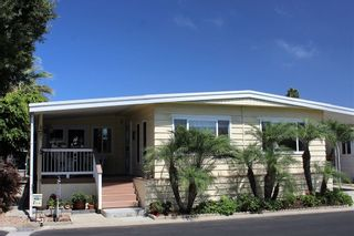 Photo 1: CARLSBAD WEST Manufactured Home for sale : 2 bedrooms : 7008 San Carlos #65 in Carlsbad