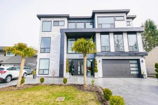 Photo 1: 6340 CHARBRAY Place in Surrey: Cloverdale BC House for sale (Cloverdale)  : MLS®# R2583986