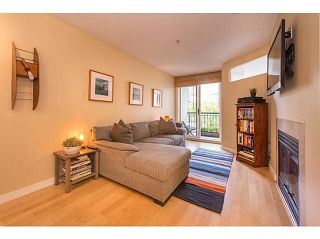 """Photo 10: 206 3278 HEATHER Street in Vancouver: Cambie Condo for sale in """"The Heatherstone"""" (Vancouver West)  : MLS®# V1121190"""