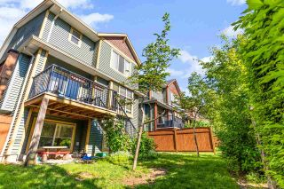 """Photo 38: 48 36169 LOWER SUMAS MOUNTAIN Road in Abbotsford: Abbotsford East Townhouse for sale in """"Junction Creek"""" : MLS®# R2584461"""