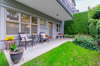 """Photo 3: 3 3855 PENDER Street in Burnaby: Willingdon Heights Townhouse for sale in """"ALTURA"""" (Burnaby North)  : MLS®# R2625365"""