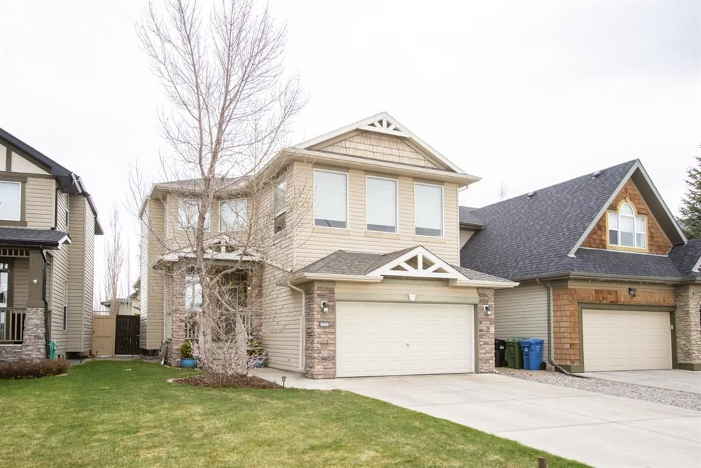Main Photo: 469 Chaparral Drive SE in Calgary: Chaparral Detached for sale : MLS®# A1107205