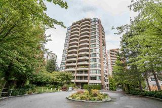 """Photo 1: 701 6152 KATHLEEN Avenue in Burnaby: Metrotown Condo for sale in """"EMBASSY"""" (Burnaby South)  : MLS®# R2318855"""