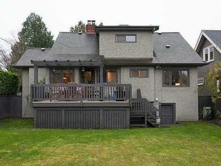 Photo 17: 2169 51ST Ave W in Vancouver West: S.W. Marine Home for sale ()  : MLS®# V1036575
