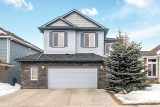 Photo 1: 464 Crystal Green Manor: Okotoks Detached for sale : MLS®# A1074152