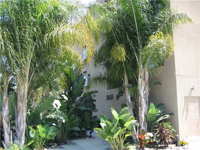 Main Photo: HILLCREST Condo for sale : 2 bedrooms : 2651 Front Street #302 in San Diego