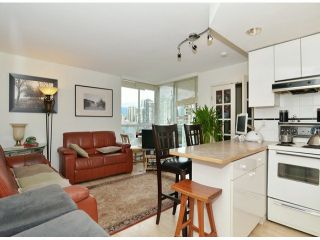 Photo 6: 1602 1500 Howe Street in Vancouver: Yaletown Condo for sale (Vancouver West)  : MLS®# V1091287
