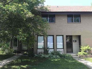 Photo 1: 133 GRANDIN Village: St. Albert Townhouse for sale : MLS®# E4231054